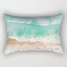 Beach Mood Rectangular Pillow