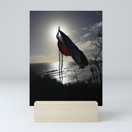 The Flag Mini Art Print