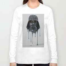 Darth Vader Melting Long Sleeve T-shirt