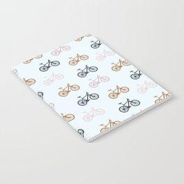 Bike pattern Notebook