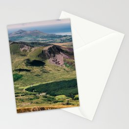 Snowdon Moutain View Stationery Cards