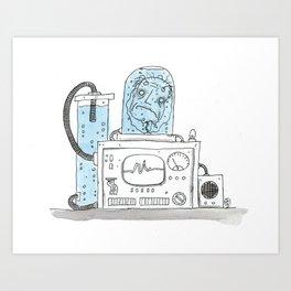 Immortality Art Print