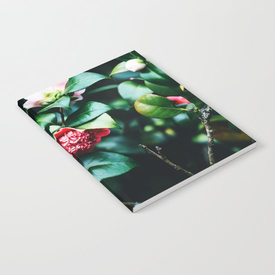 Floral Etudes Notebook