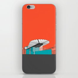 Turquoise Island iPhone Skin