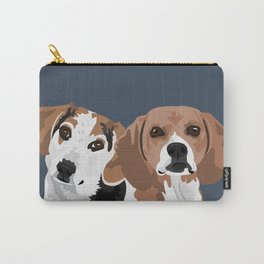 Lucy and Rocco Carry-All Pouch