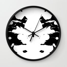 """""""In the eyes of the Beholder"""" Wall Clock"""