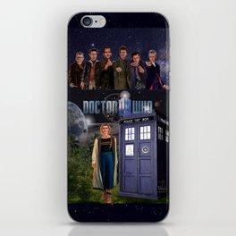 7 Doctors 5 iPhone Skin