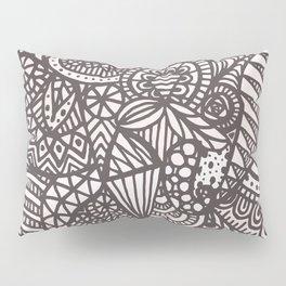 Doodle 10 Pillow Sham