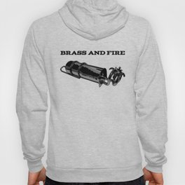 Brass and Fire Pressure Stove Hoody