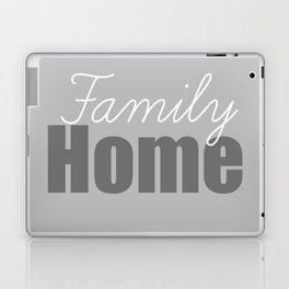 Family Home Laptop & iPad Skin