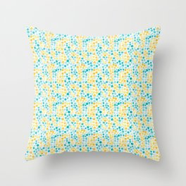 Puzzel Pieces - Magic Villa Throw Pillow