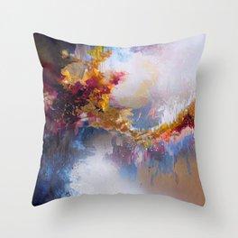 synaesthesia Throw Pillow