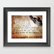 I Just Want Back In Your Head Framed Art Print