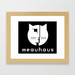 Meauhaus Framed Art Print