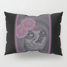 Dia De Los Muertos - Daisy Pillow Sham