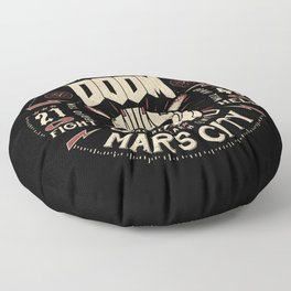 Doom - Fight Hell Floor Pillow