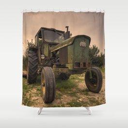 John Deere 2130 Shower Curtain