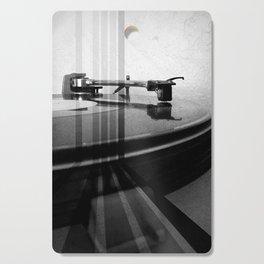 Turntable Retro Cutting Board