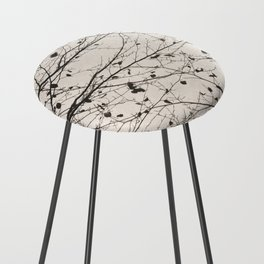 boughs pale Counter Stool