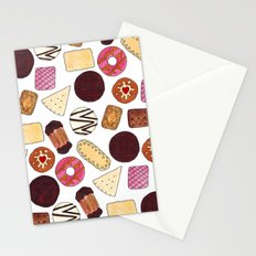 I love Biscuits Stationery Cards