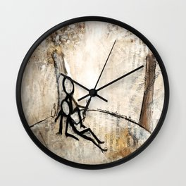 chillen Wall Clock