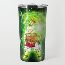 Broly SSJ3 Travel Mug