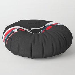 """935/70 """"Moby Dick"""" Floor Pillow"""