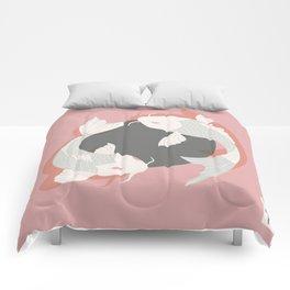 Koi fish 006 Comforters