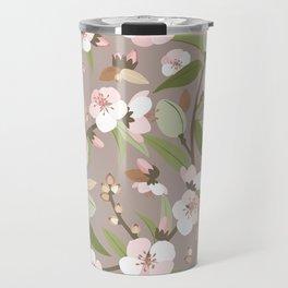 Almond orchard Travel Mug
