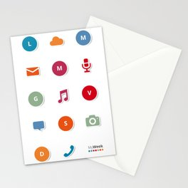 Mission Stationery Cards