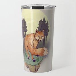 Snoqualm Fox Travel Mug