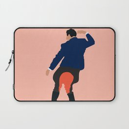 Kidnapping Caucasian Styla Laptop Sleeve