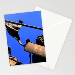 Mane-iacally Sedate Stationery Cards