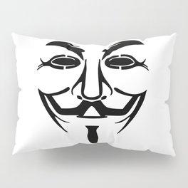 Anonymous Vendetta Pillow Sham