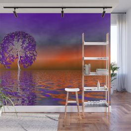 there was a tree -05- Wall Mural