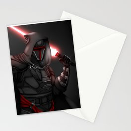 Darth Revan Stationery Cards