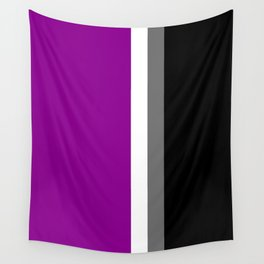 Nope (Asexual) Wall Tapestry