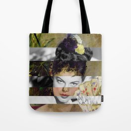 Berthe Morisot's At the Ball & Ava Gardner Tote Bag