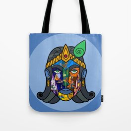 Prince Krishna Color Tote Bag