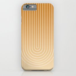 Ombre Arch XVI iPhone Case