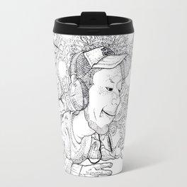 mandala004 Travel Mug