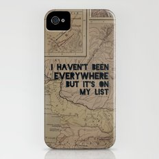 Everywhere Slim Case iPhone (4, 4s)