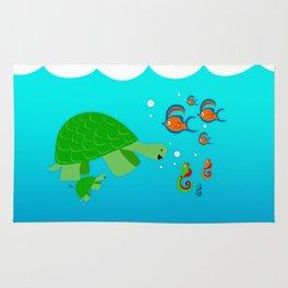Sea Buddies Rug