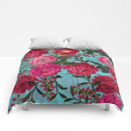 Vintage & Shabby Chic - Summer Tropical Garden I Comforters