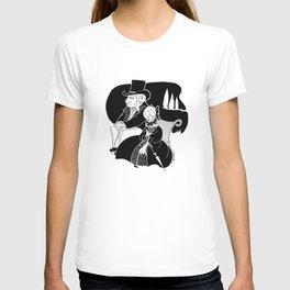 M. Leblanc et Mlle. Lanoire T-shirt
