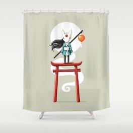Torii 2 Shower Curtain