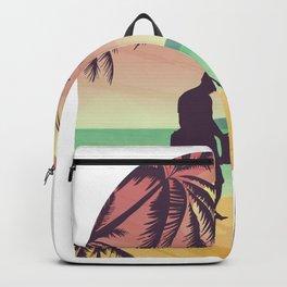 Metal Detector beach Backpack