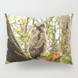 A new friend of the forest Pillow Sham