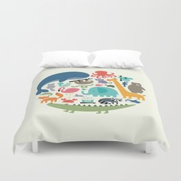 We Are One Duvet Cover