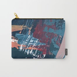 Pacific Northwest: a pretty minimal abstract piece by Alyssa Hamilton Art Carry-All Pouch